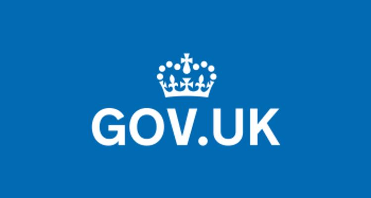 GOV dot UK logo